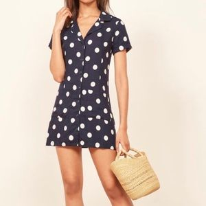 Reformation Dresses - Reformation Plymouth dress